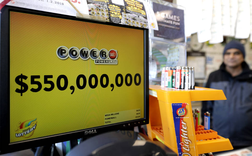Lawyers for Powerball victor  to claim $559M jackpot for client