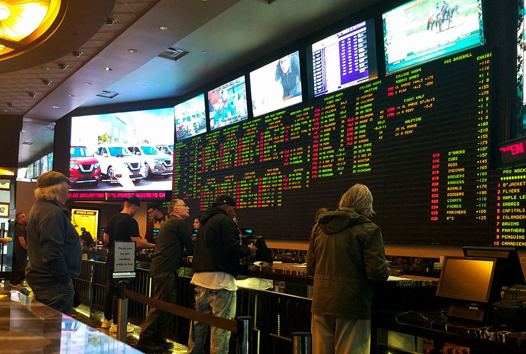 Sports betting business in las vegas dog racing betting explained in detail