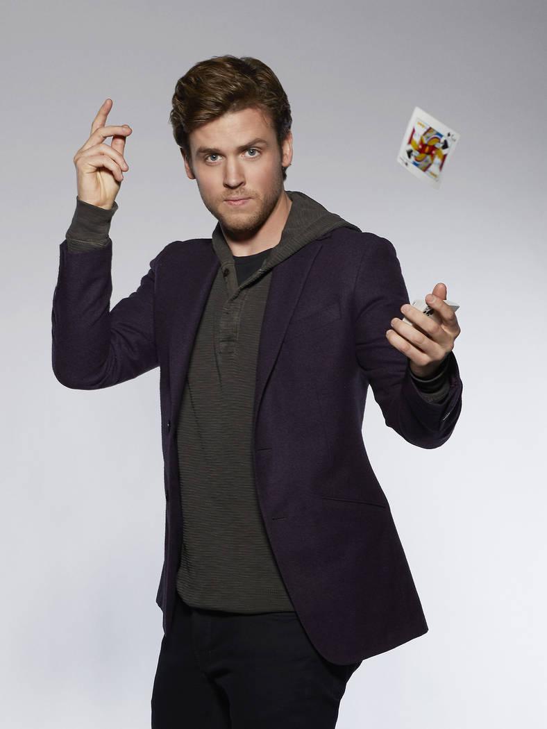 "ABC's ""Deception"" stars Jack Cutmore-Scott as Cameron/Jonathan Black. (ABC/Craig Sjodin)"
