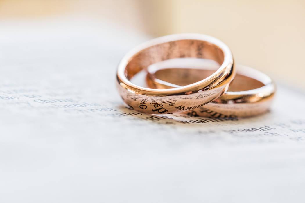 Wedding Rings Thinkstock