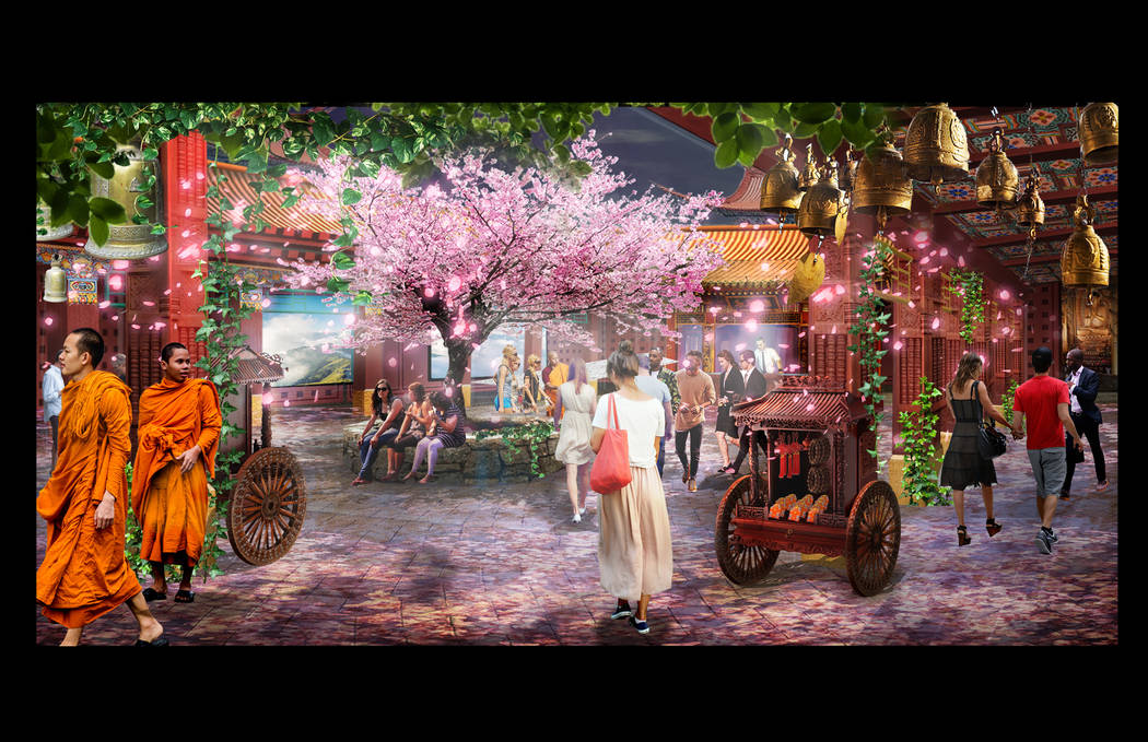 Kind Heaven is expected to open in 2019 at The Linq Hotel. The attraction will combine food, retail and live music. Kind Heaven