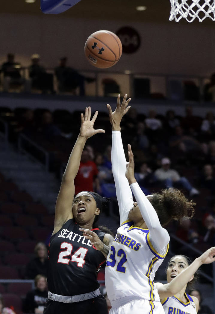 Seattle wins WAC women's title for first NCAA Tournament berth – Las Vegas Review-Journal