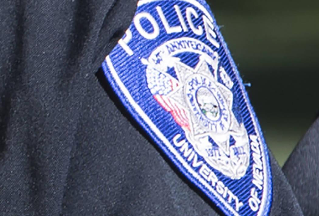 UNLV police (Las Vegas Review-Journal)