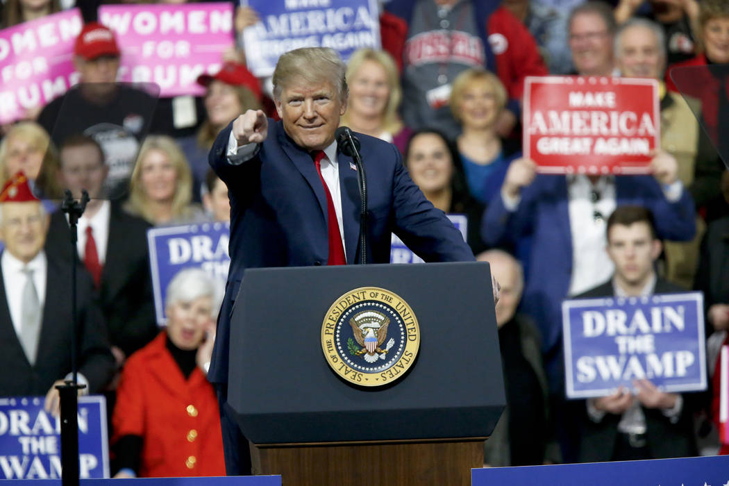 Fact-check: Trump inflates his share of women's votes