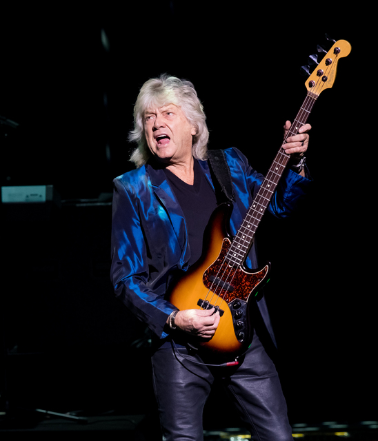 John Lodge and the Moody Blues perform Oct. 7 at The Venetian. Photo Credit: Erik Kabik Photography/ erikkabik.com