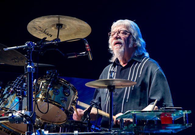 Graeme Edge and the Moody Blues perform Oct. 7 at The Venetian. Photo Credit: Erik Kabik Photography/ erikkabik.com