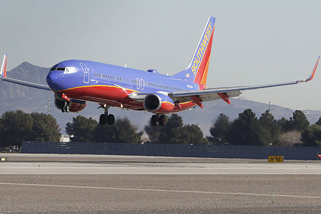 Bound flight makes emergency landing in Albuquerque after cabin fills with smoke