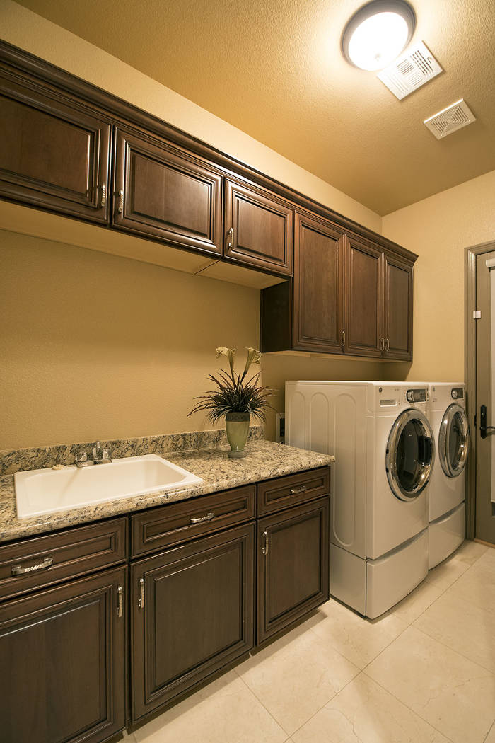 The laundry. (Synergy/Sotheby's International Realty)