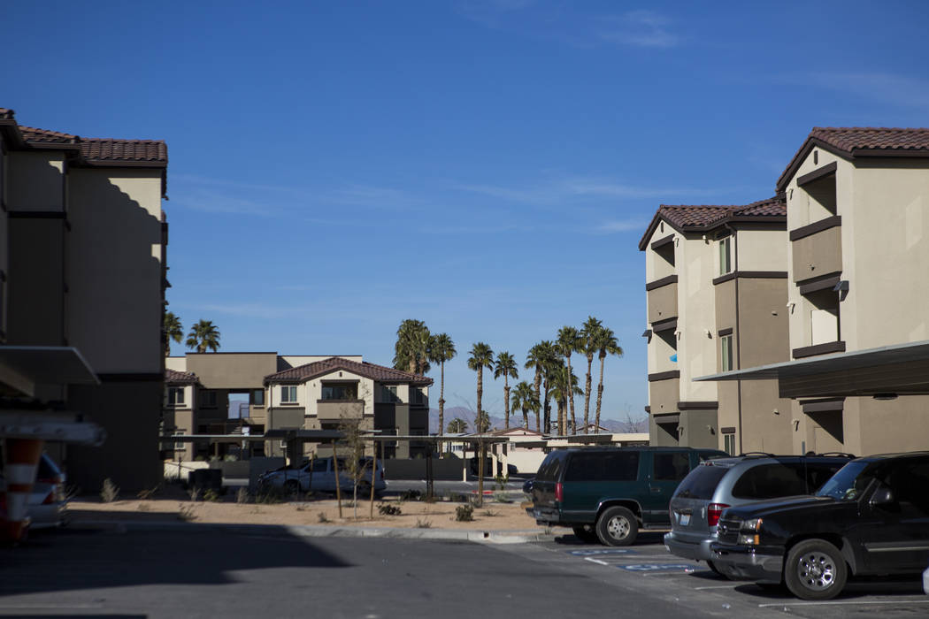 las vegas worst area for affordable housing for poor report says