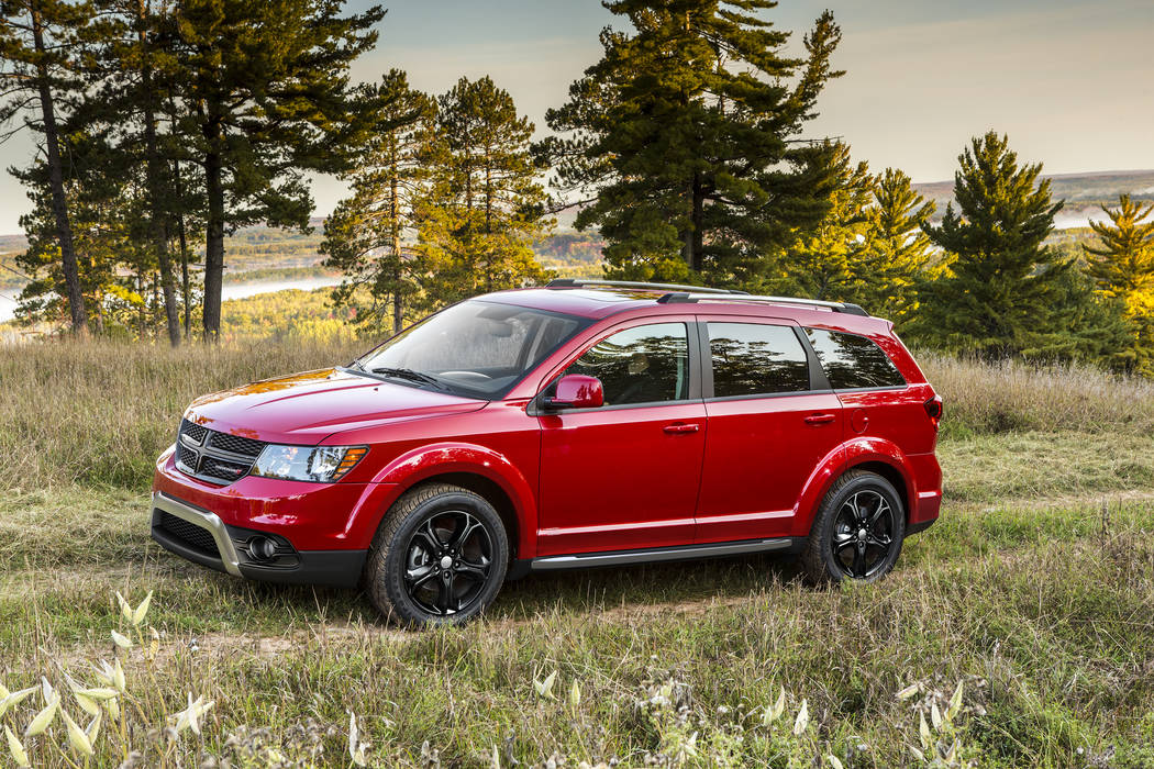 Dodge The Dodge Journey is now available at Chapman Dodge.