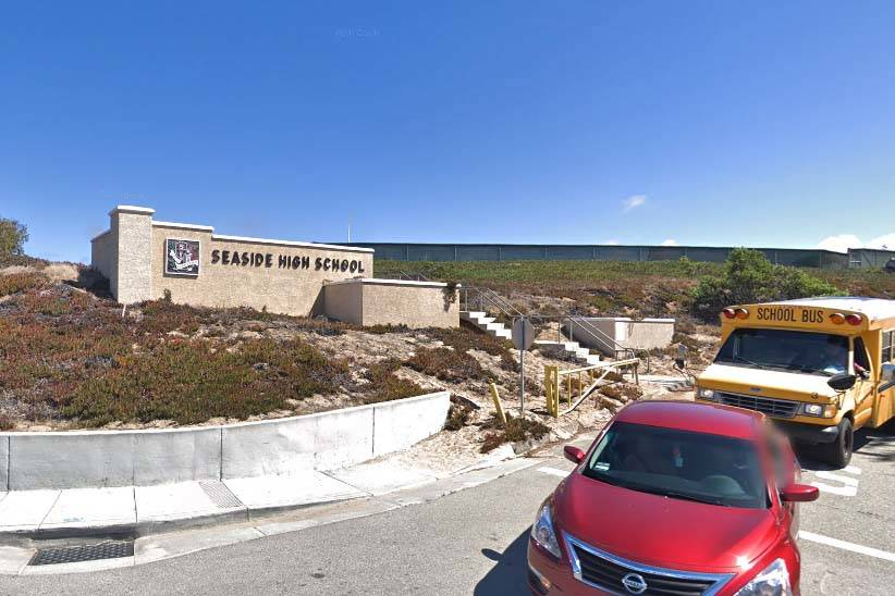 Seaside High School (Screenshot/Google Maps)