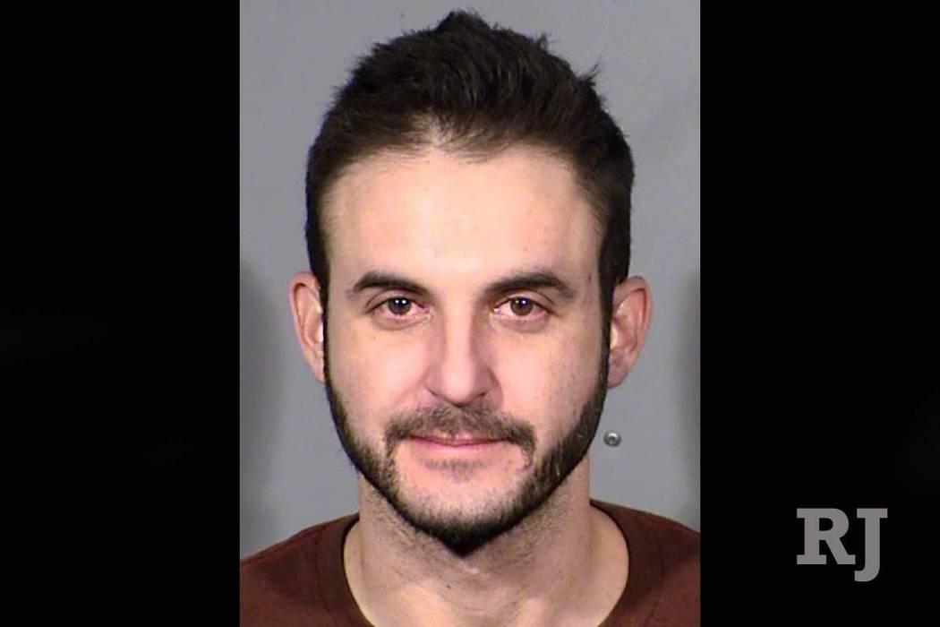 Jeremy Karsh (Las Vegas Metropolitan Police Department)