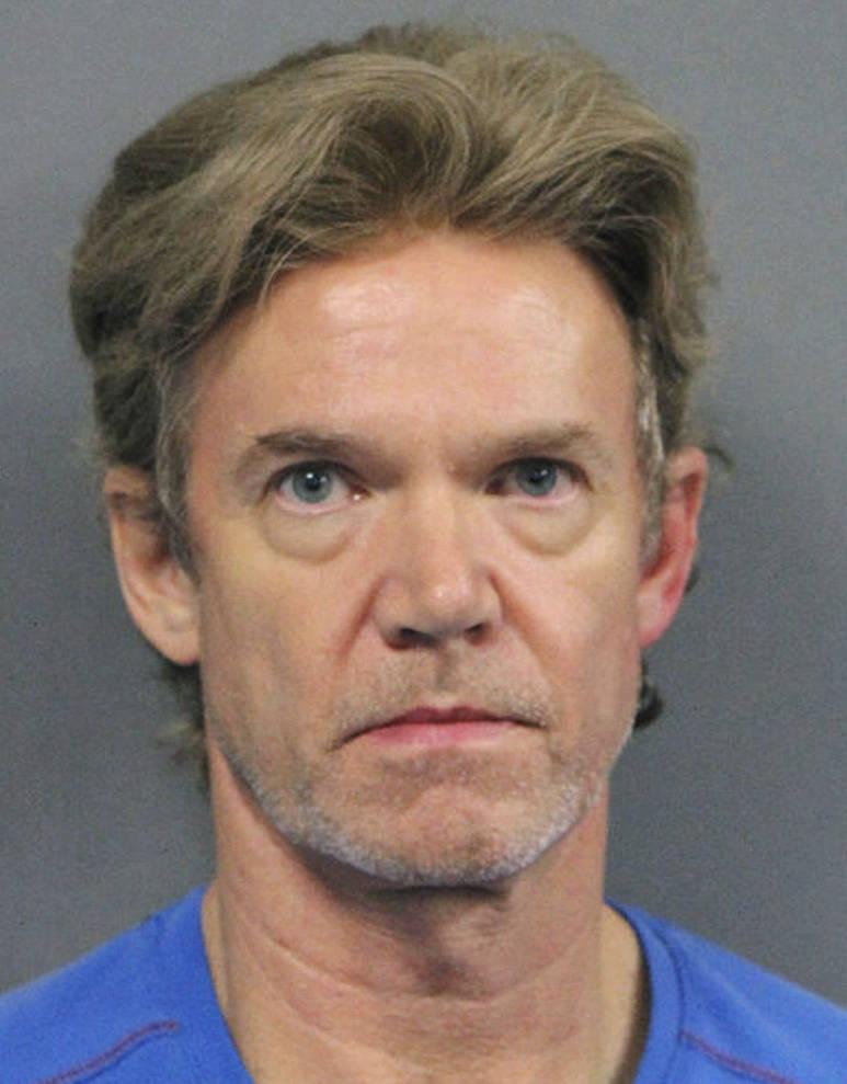 Ronald Gasser, accused of killing former NFL running back Joe McKnight during a road rage dispute. (Jefferson Parish Sheriff's Office via AP, File)