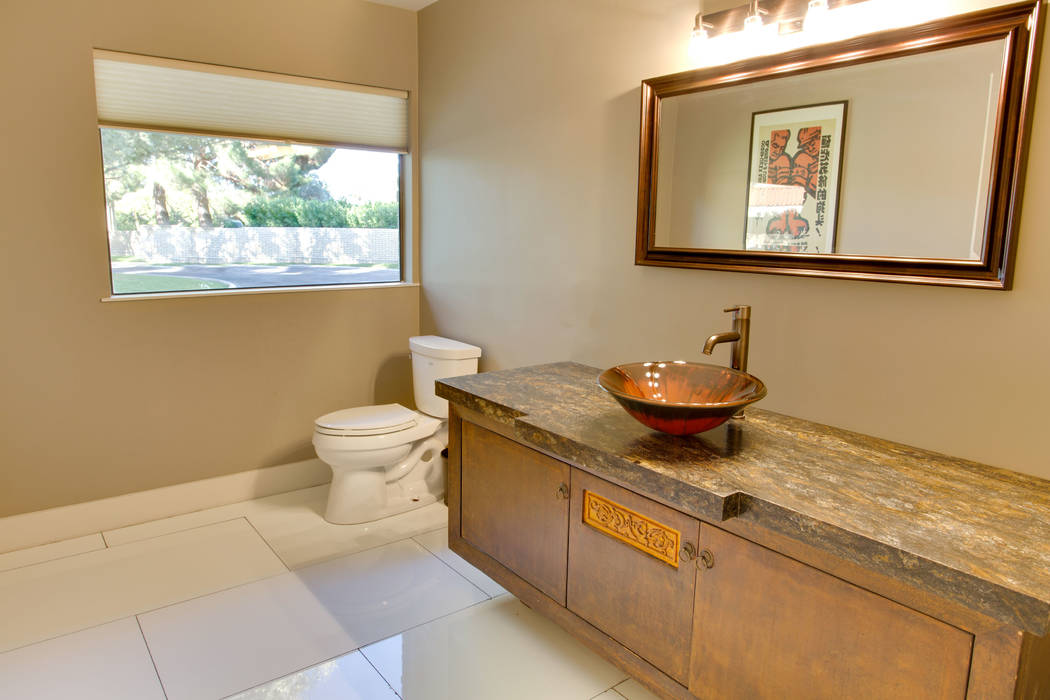 One of four baths. (Berkshire Hathaway HomeServices)