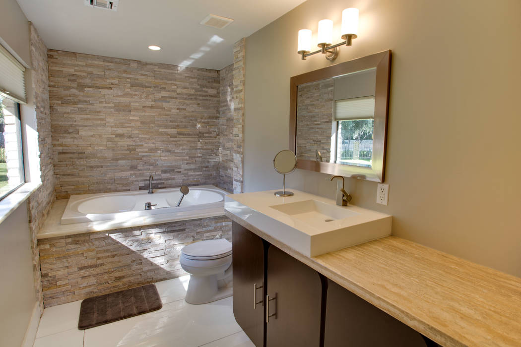 One of the second baths. (Berkshire Hathaway HomeServices)