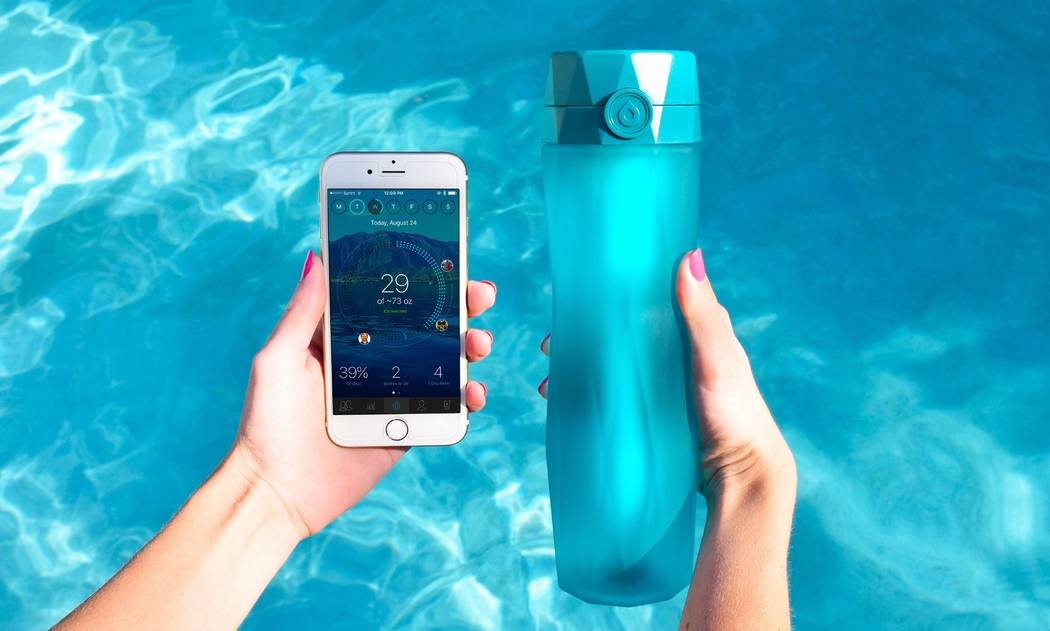 4 Gadgets To Help Make Sure You Drink Enough Water Las