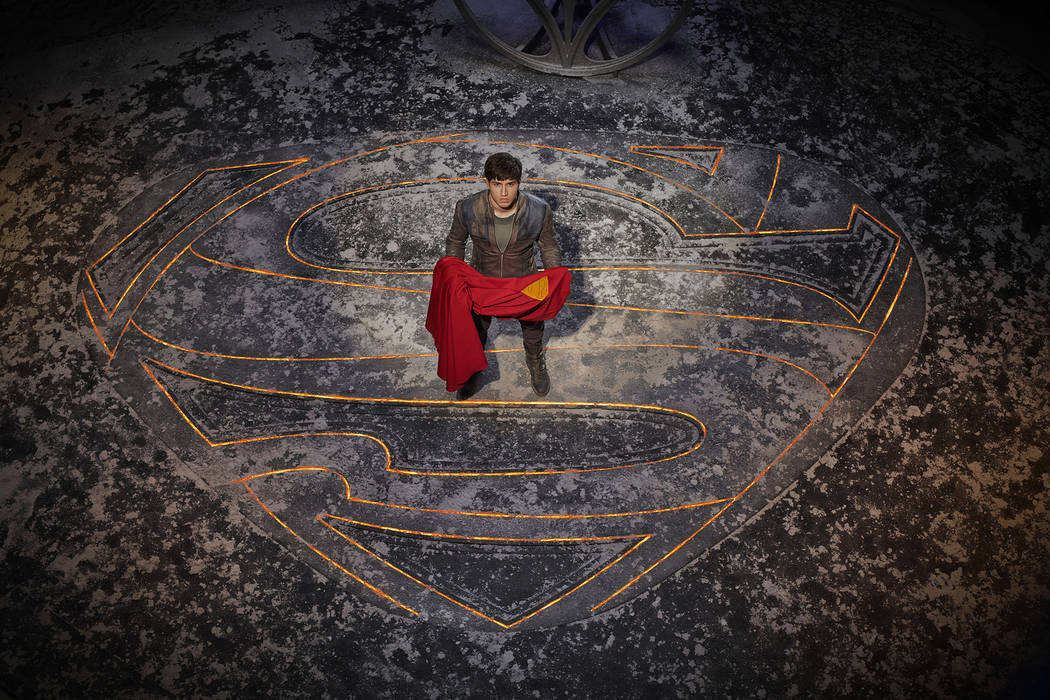 "Cameron Cuffe portrays Seg-El in Syfy's new Superman prequel series, ""Krypton."" (Photo by Gavin Bond/Syfy)"