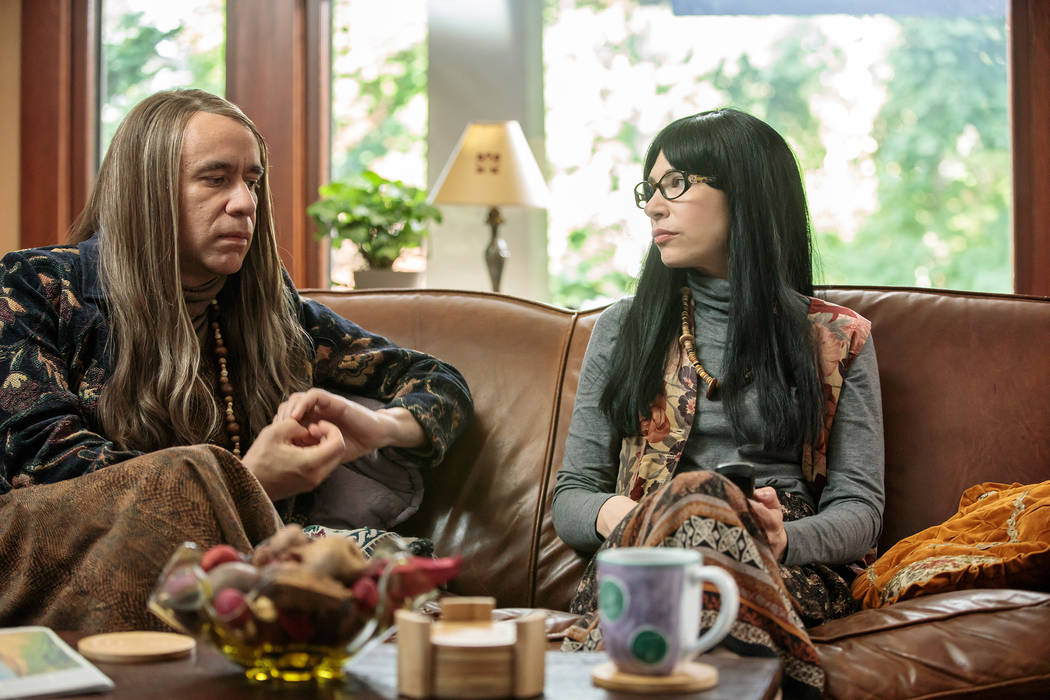 "Fred Armisen and Carrie Brownstein in ""Portlandia."" (IFC)"