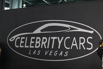 The BMW Tupac Shakur was shot in at Celebrity Cars Las Vegas, 7770 Dean Martin Dr., Las Vegas on Thursday, March 8, 2017. The vehicle is on display for the first time since the shooting. (Madelyn  ...