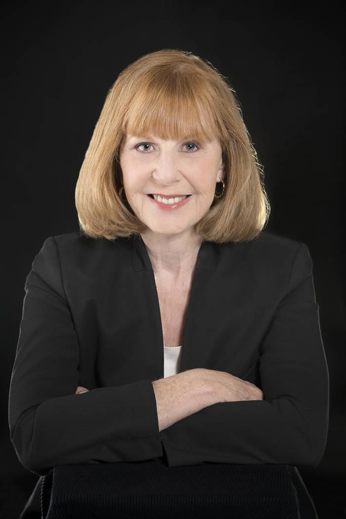 Portrait of Diana Eden. (Courtesy Nevada Women's Film Festival)