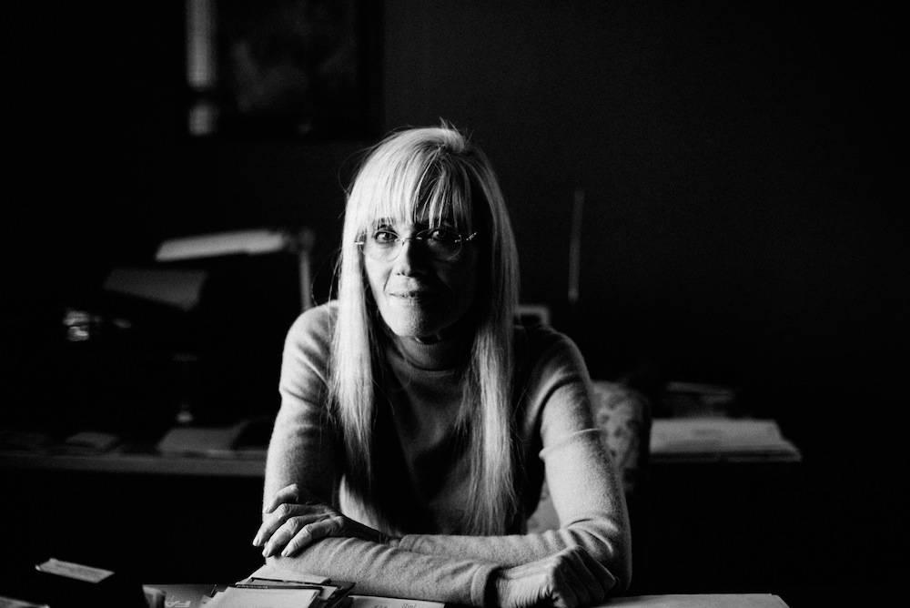 Portrait of Stephanie Rothman (courtesy Nevada Women's Film Festival)