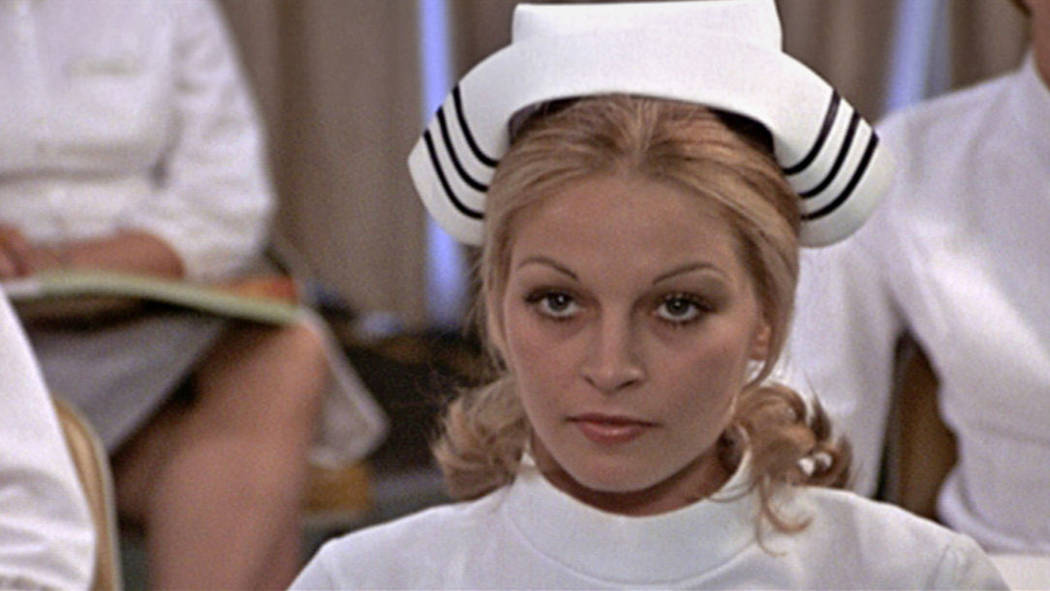 "A scene from Stephanie Rothman's ""The Student Nurses."" (courtesy Nevada Women's Film Festival)"