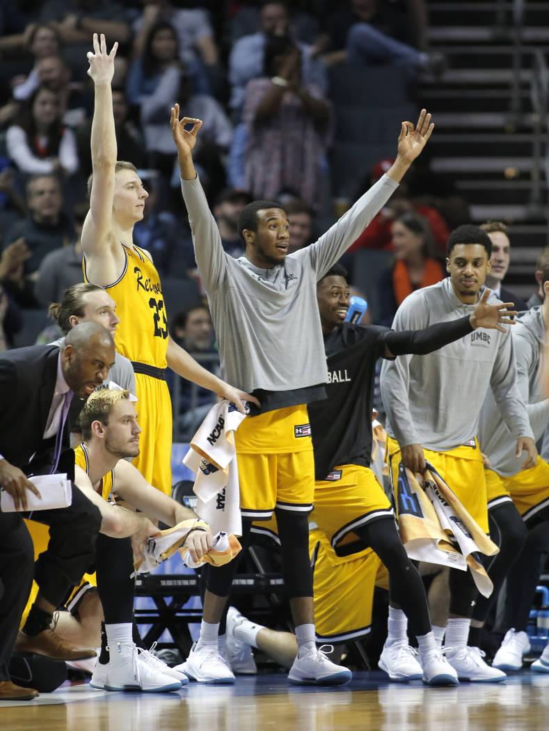 UMBC shocks No. 1 Virginia to make NCAA Tournament history ...