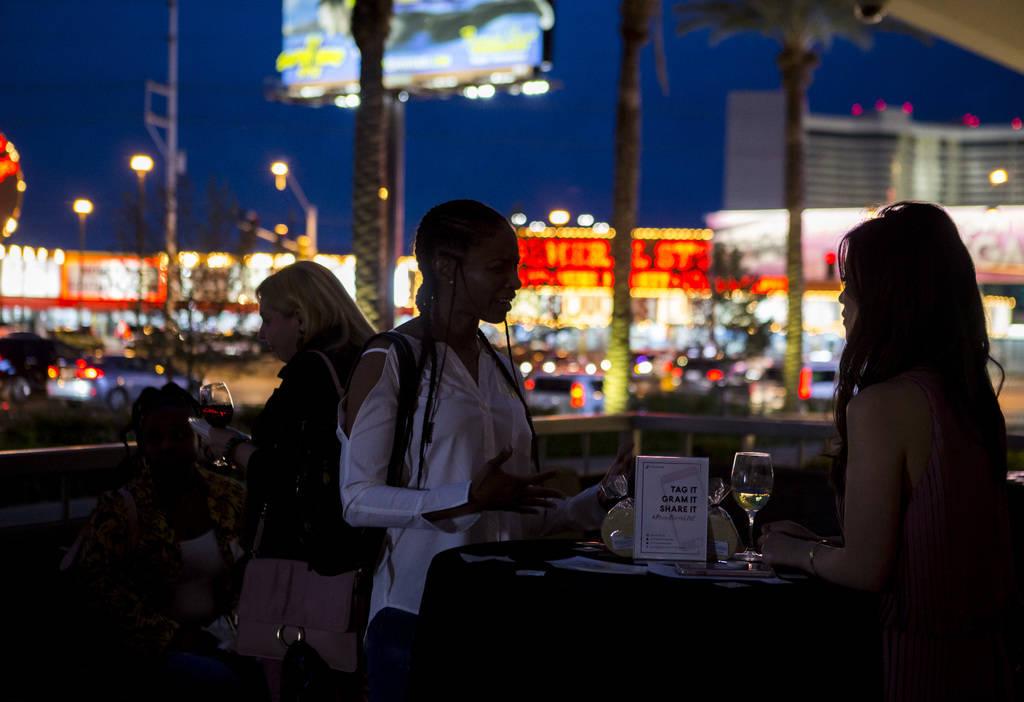 Poshmark sellers trade tips, stories at Posh Live at SLS