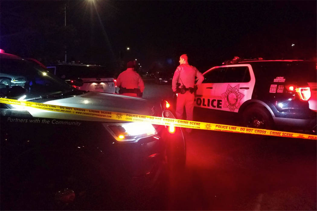 Las vegas woman killed after fight over pain pills report says police investigate a homicide at a house on the 1900 block of cameron street in las publicscrutiny Images