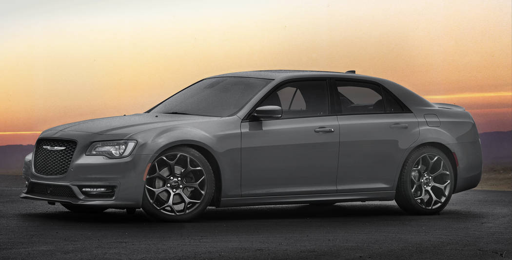 Chrysler The 2018 Chrysler 300S is now available at Chapman Chrysler Jeep in the Valley Automall in Henderson.