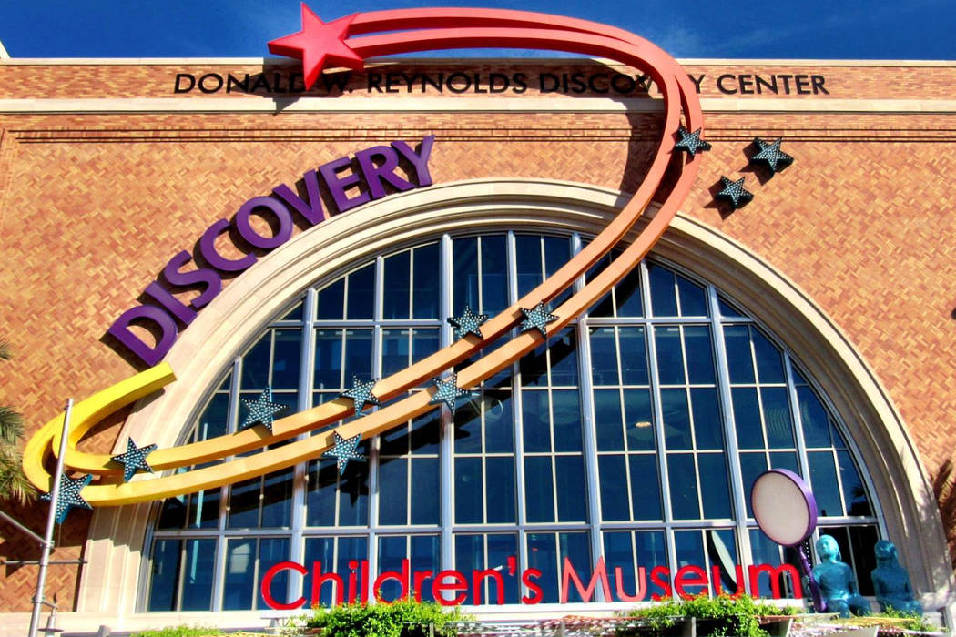 Discovery Children's Museum. Facebook