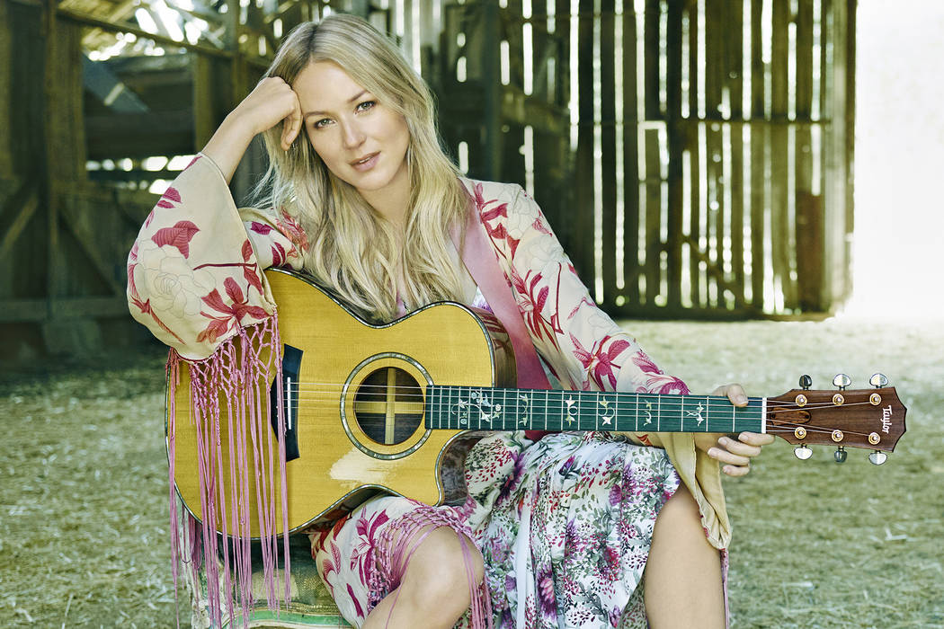 Singer-songwriter Jewel has numerous local ties, including a home at Lake Las Vegas and a youth organization, the Inspiring Children Foundation. (Wynn Las Vegas)