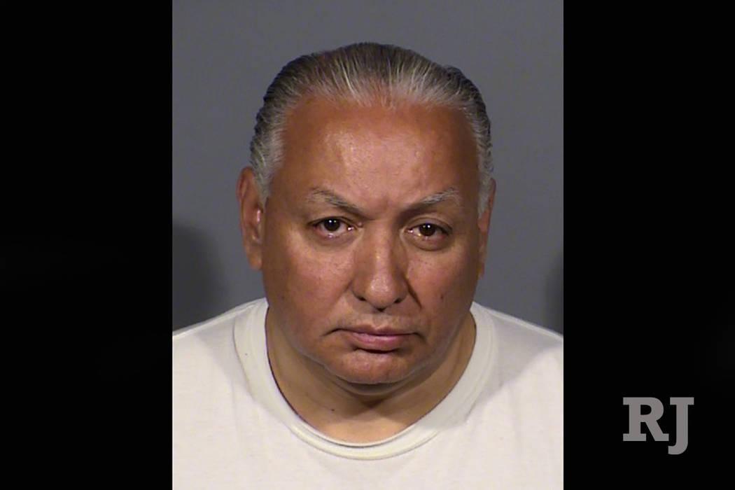 Carlos Alfonso Perez (Las Vegas Metropolitan Police Department)