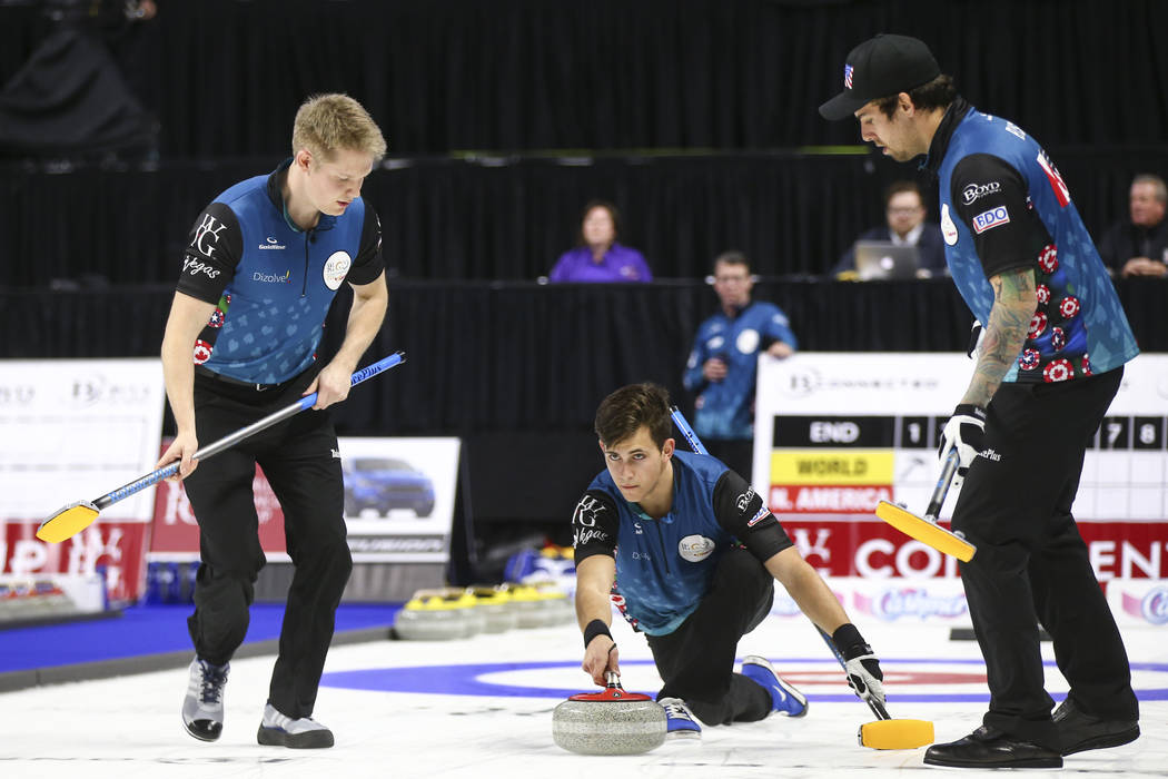 Continental cup of curling las vegas 2021 presidential betting the art of sports betting