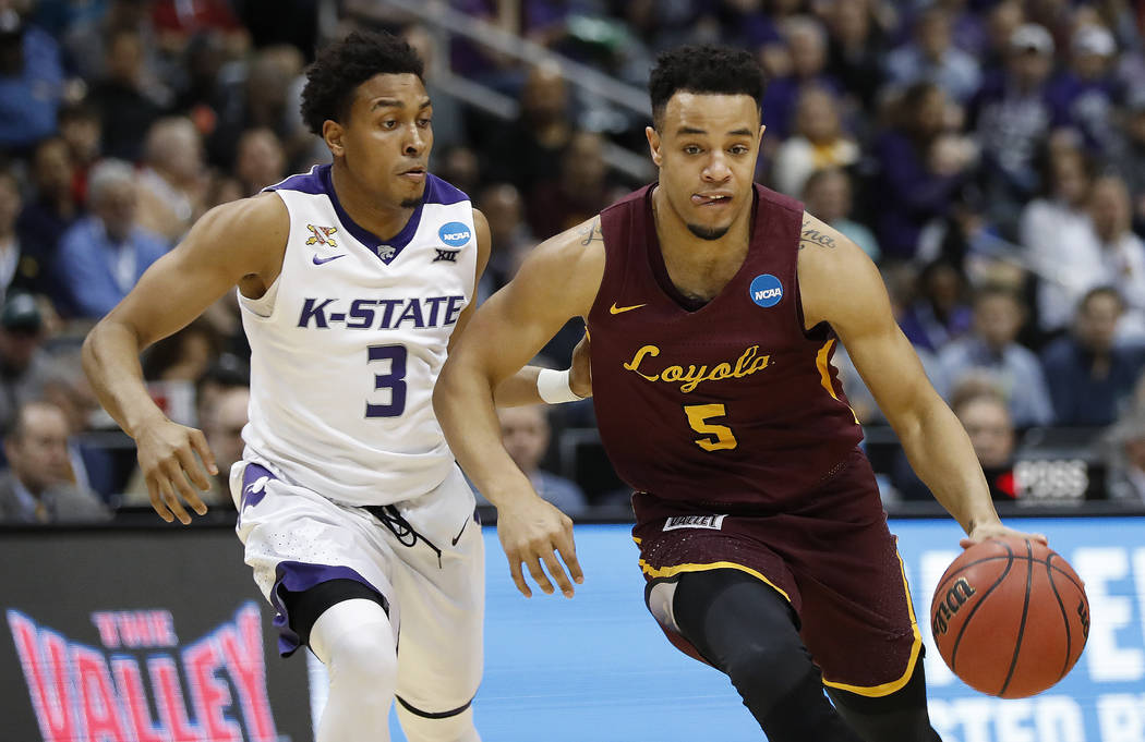 watch d5aea 554cb Loyola-Chicago advances to first Final Four in 55 years ...