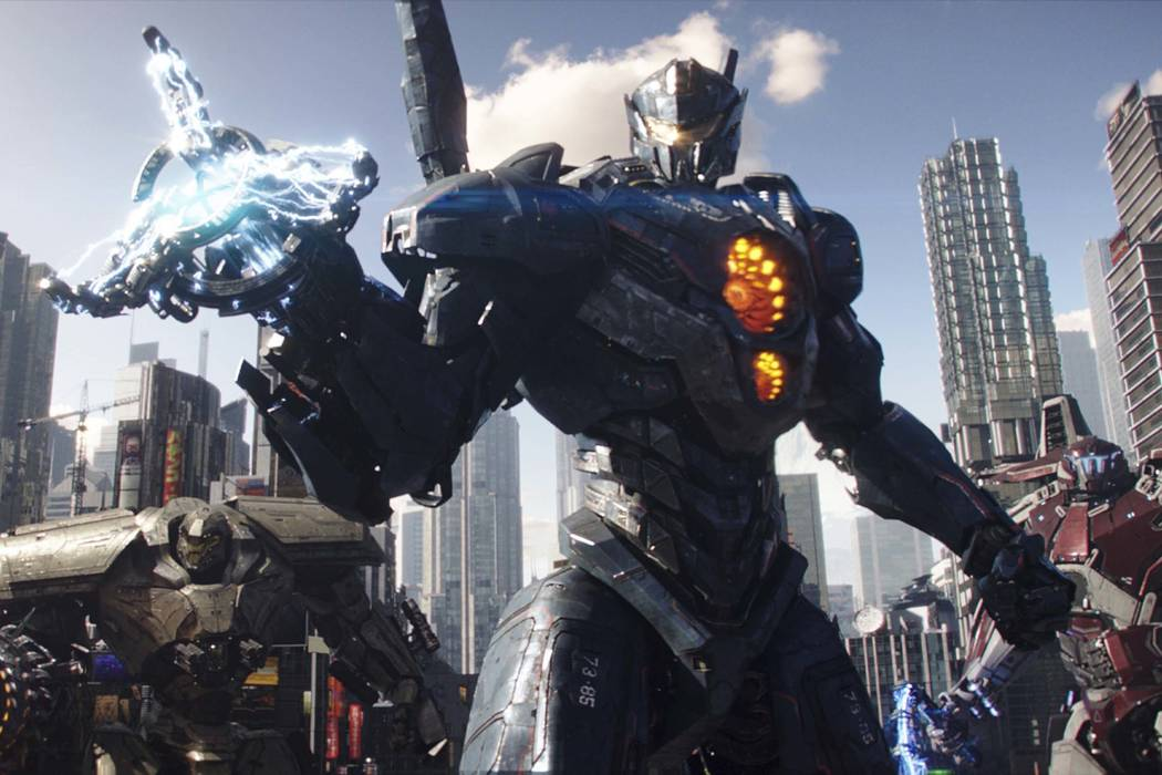 'Pacific Rim Uprising' Topples 'Black Panther' in Weekend Debut