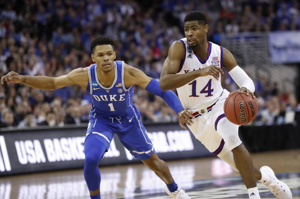 Kansas slips past Duke in OT, moves to Final Four – Las ...