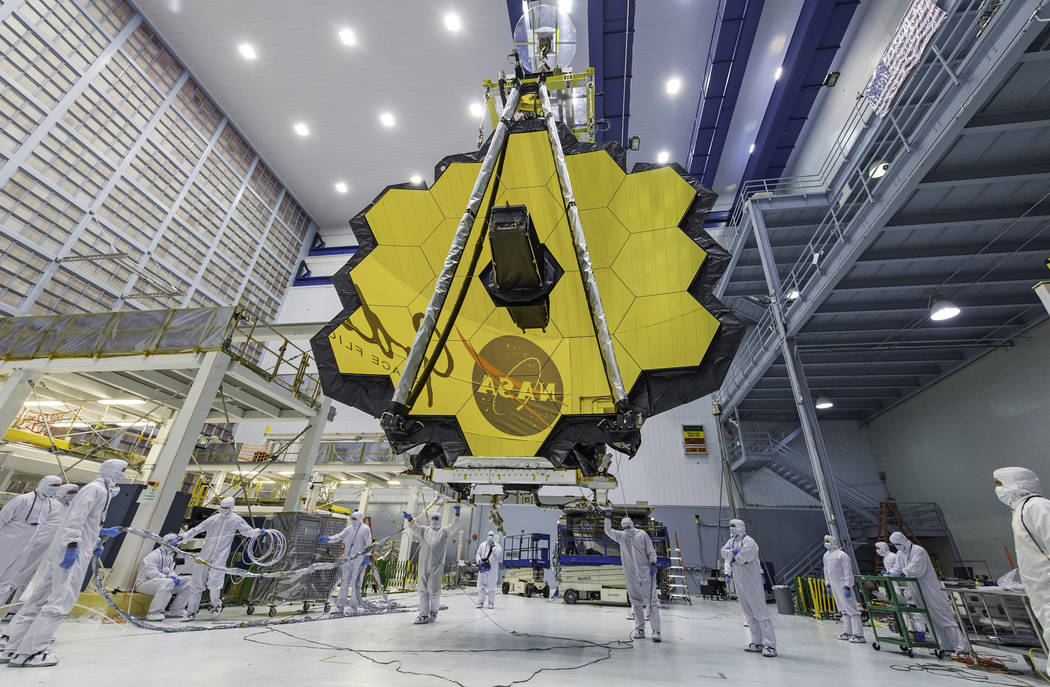 James Webb Space Telescope, NASA's next Hubble, delayed again