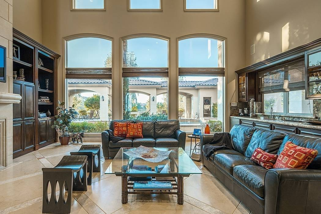 Shapiro & Sher Group This classic/timeless interior design appeals to many homeowners.