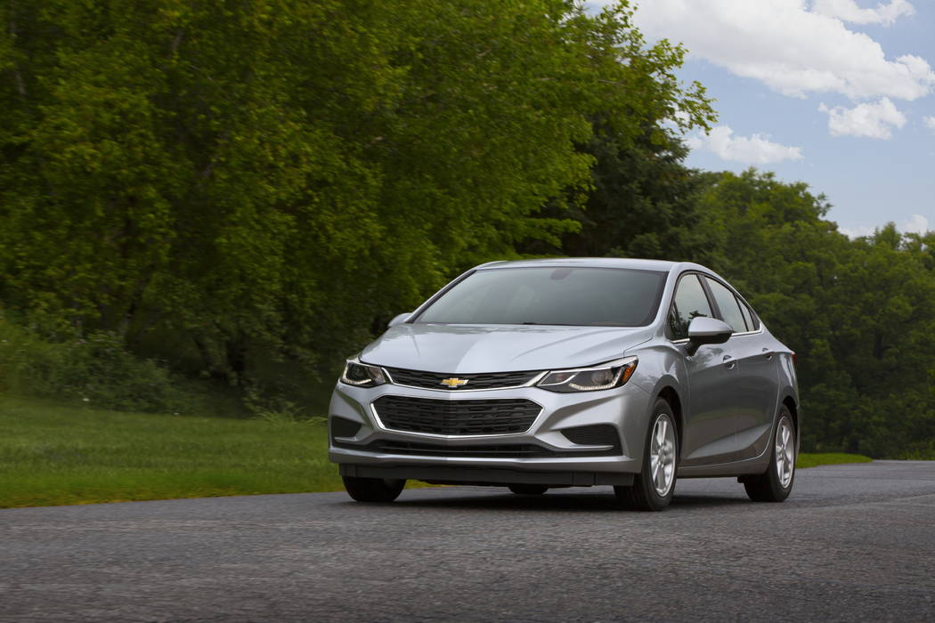 Chevrolet The 2018 Chevrolet Cruze sedan diesel offers up to an EPA-estimated 52 mpg highway — the highest highway fuel economy of any non-hybrid/non-EV in America.
