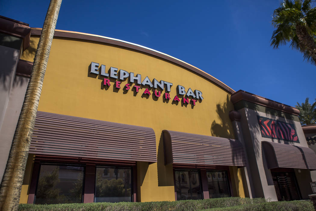 Elephant Bar Restaurant Located In The District At Green Valley Ranch Henderson On