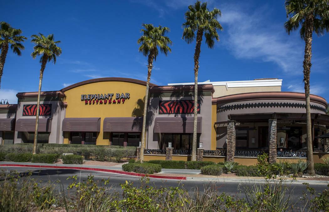 Las Vegan Buys Elephant Bar Restaurant Chain Out Of Bankruptcy Las