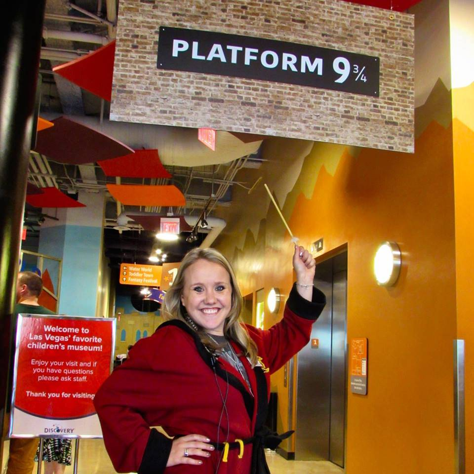 To wrap up Harry Potter Week, Discovery Children's Museum will host the adults-only Party That Must Not Be Named from 6:30-9 p.m. Saturday.