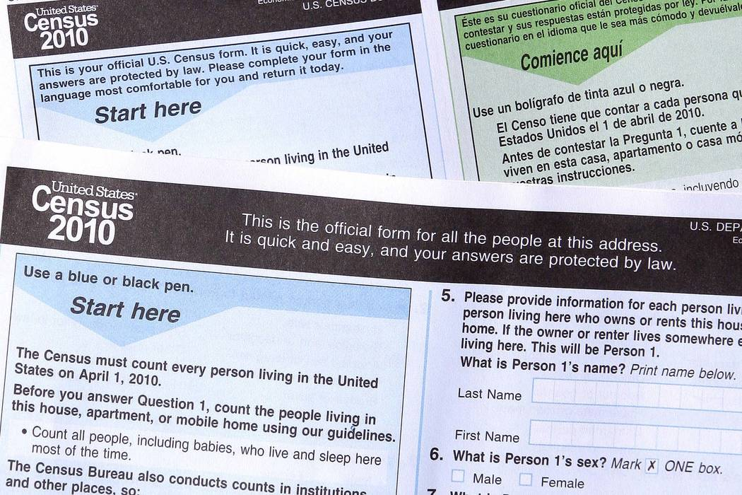 2020 census to add question on citizenship status