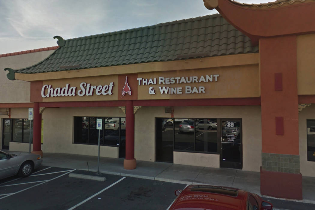 The popular Chinatown Thai spot Chada Street is closing, to be replaced by a modern French restaurant. Google Street View