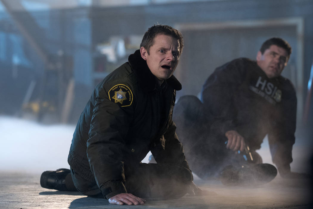 "Steve Zahn stars in ABC's ""The Crossing."" (Eike Schroter/ABC)"
