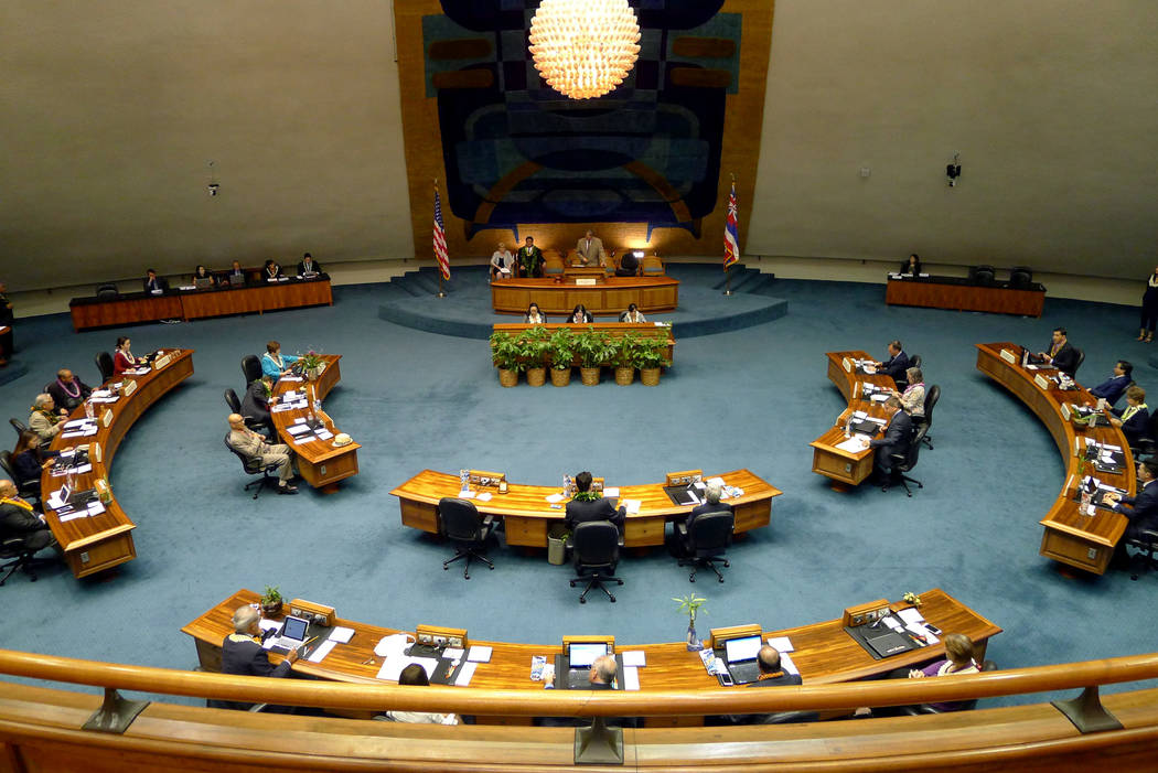 Hawaii lawmakers approve bill legalizing medically assisted death