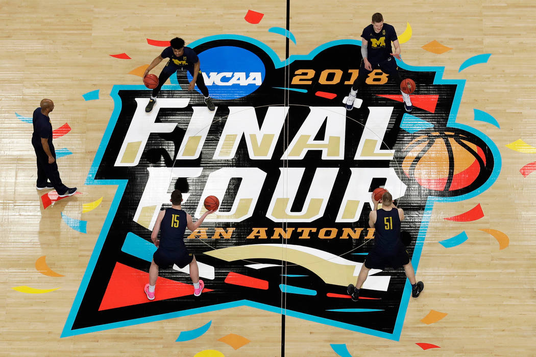 Final four betting spread betting millionaires giving