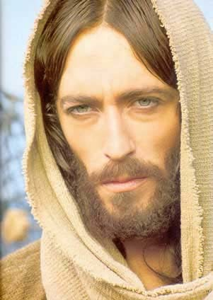 "Robert Powell stars in ""Jesus of Nazareth."" The 1977 TV miniseries is on Blu-ray and DVD this week."