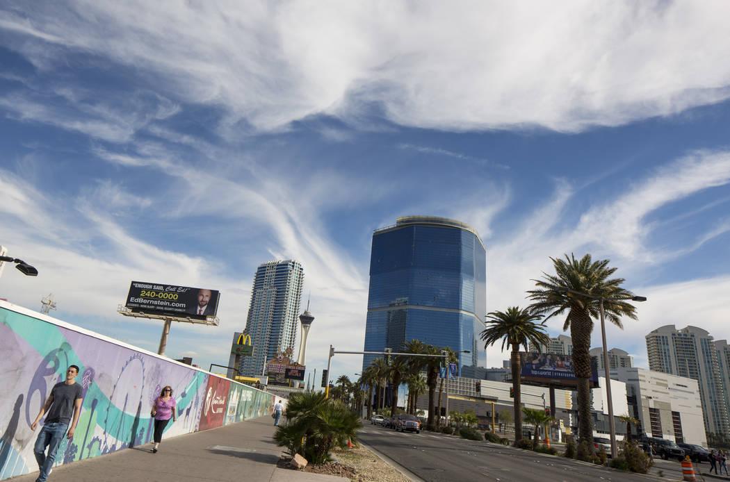 Las Vegas Wetter Januar